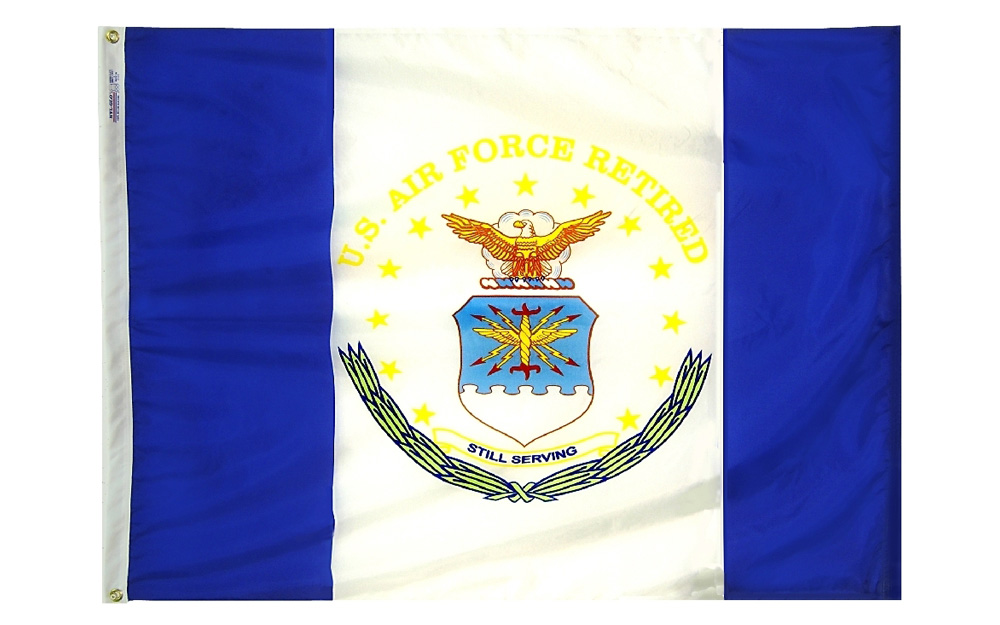 Air Force Retired 1