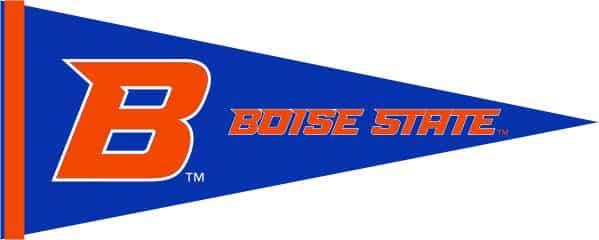 Boise-State-Pennant-B-Logo