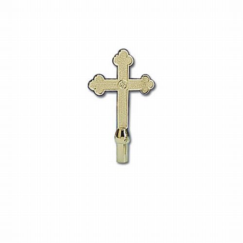 Church Cross Ornament (Plastic)