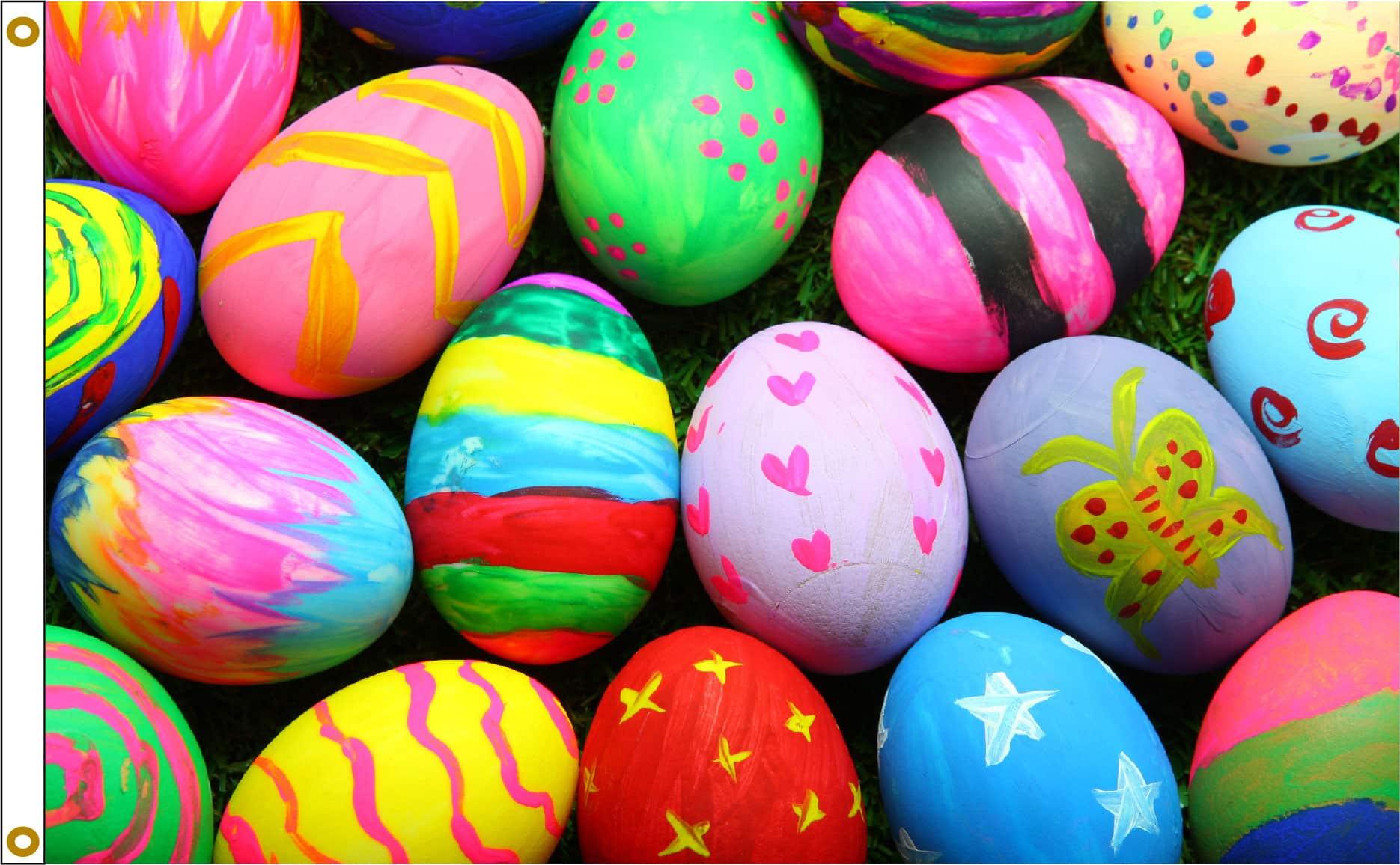 Easter Eggs 1