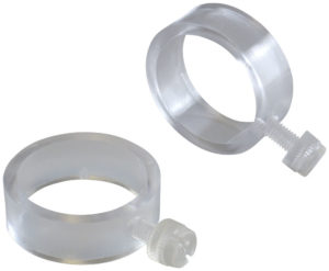 EZ Mount Ring (Plastic) - 1""