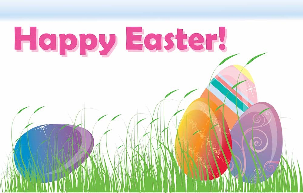 Happy Easter (Clearance) – Nylon 3'x5′ 1