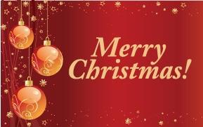 Merry Christmas (Clearance) - Nylon 3'x5'