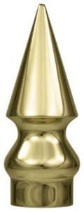 Metal Round Spear