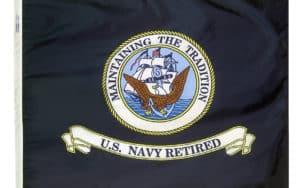 Navy Retired