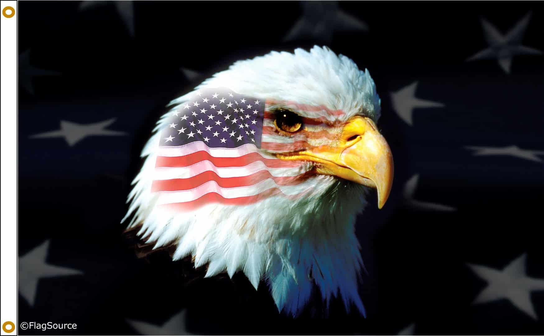 Patriotic Eagle 1