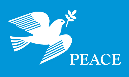 Peace Dove (Clearance) - Nylon 3'x5'