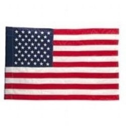 US Flag - Nylon w/ Pole Sleeve