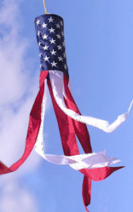 US Flag - Windsock