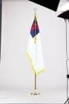 Indoor Flag Set - Christian