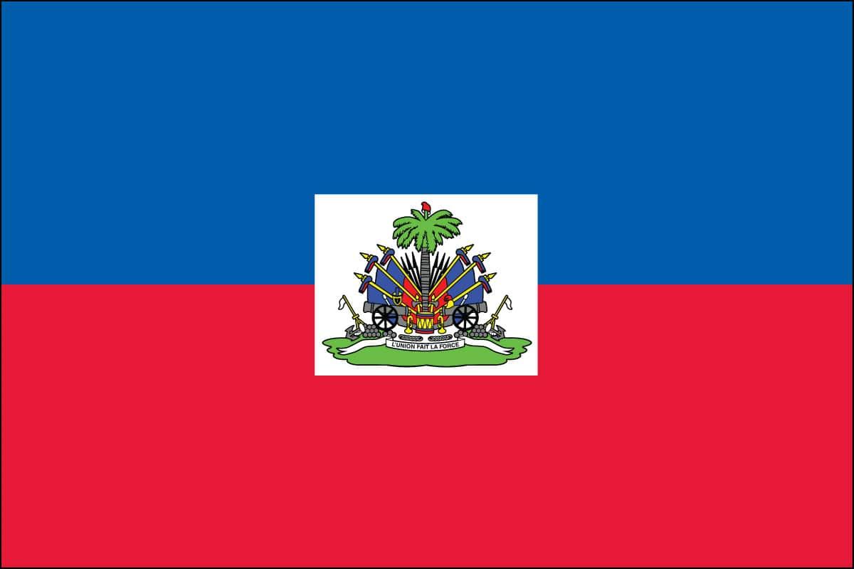 Haiti - Flagpole Farm