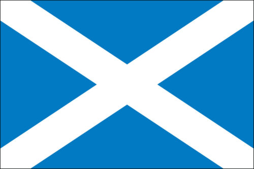 Scotland with Cross