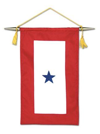 Service Star (1 Star) Banner