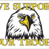 Support Troops Banner