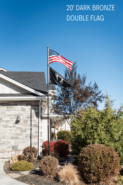 residential flagpole