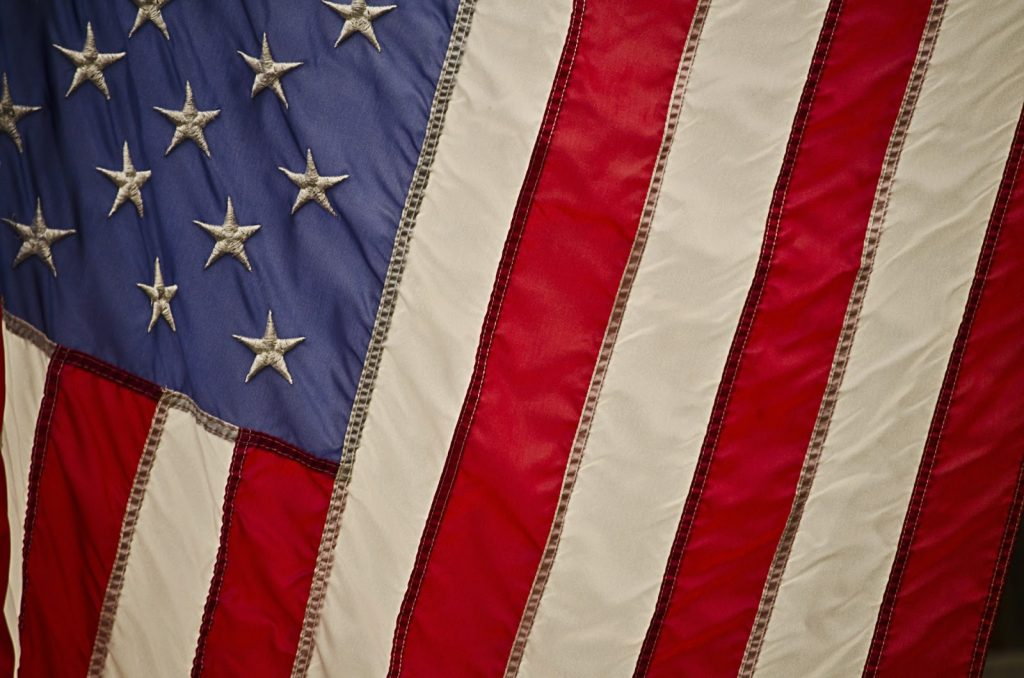 flag etiquette rules