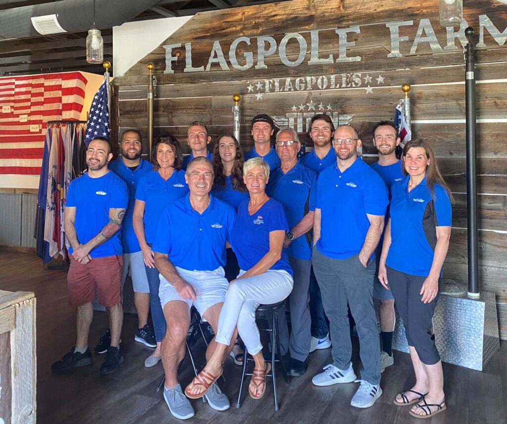 Flagpole Farm Team