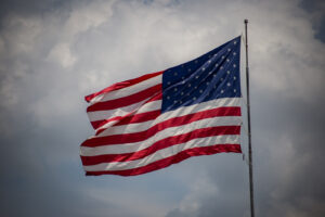 stand flag poles